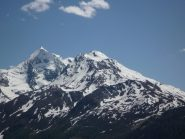 Mont Pourri visto da la Rosiere