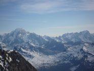 Monte Bianco, Dente del Gigante e Grandes Jorasses