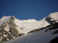 tramonto sul Col de Roches