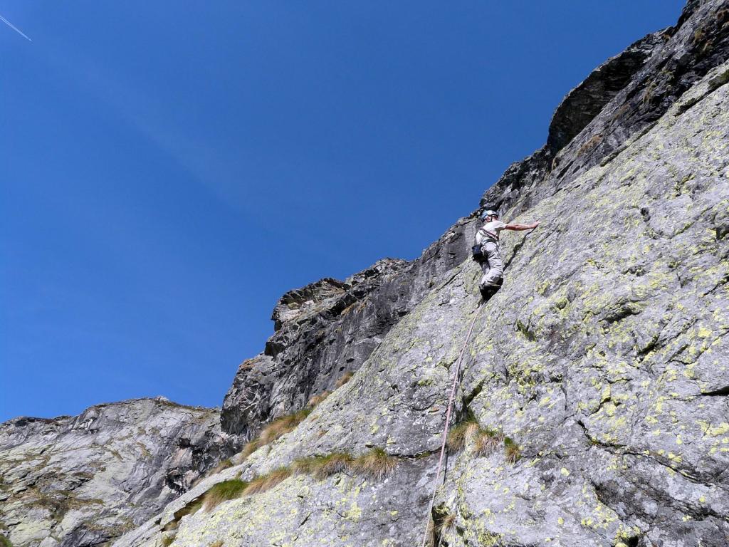 Stelle (Parete delle) Via del Tetto 2012-06-02