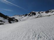 Inizia la neve nel vallone della Dormillouse