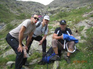 Luca, Nicola e Davide