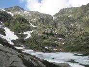 Lago grande, Colle e Punta della Furce