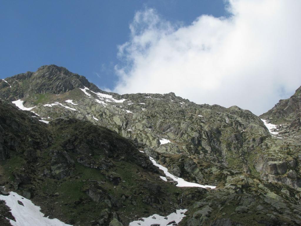 Furce (Punta della) da Fondo per il Colle delle Furce 2012-06-05