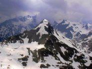 dalla vetta:Mont Mort