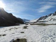 La neve a 2450m