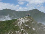 Cogulet e Lubin dalla cresta Agnelliera