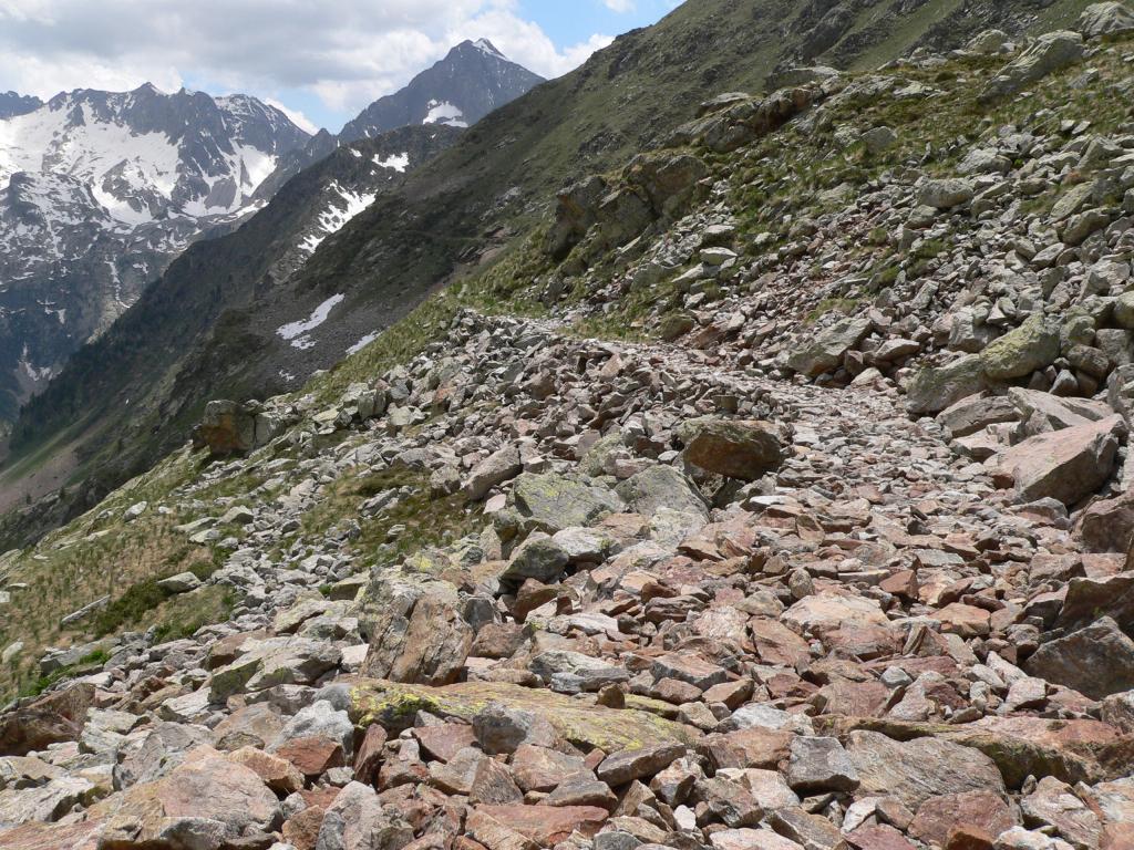 Valrossa e Valscura (Laghi di) da Terme di Valdieri, anello 2012-06-08