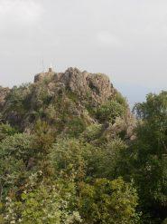 01 - Madonna di Rocca Sella vista dalla cima q.1508 ove è posta la lapide Bosio