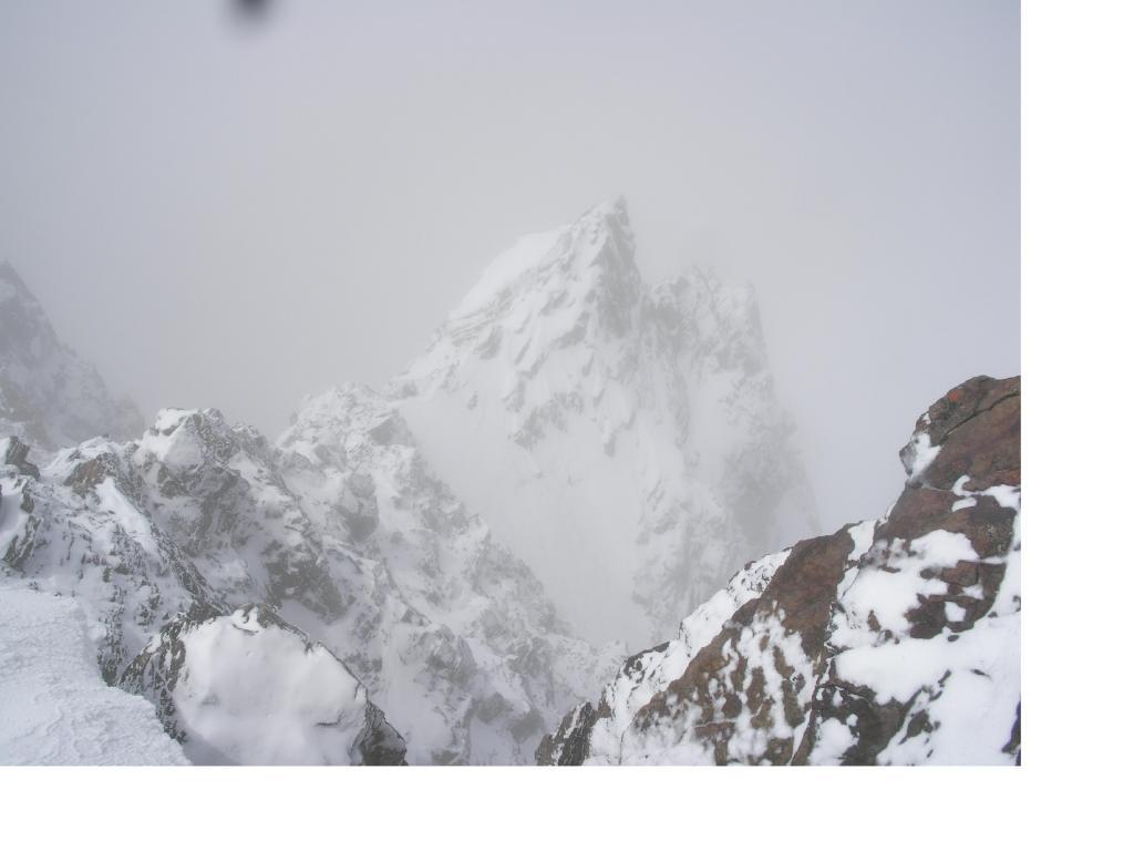 12 Giugno...e' inverno sul Thabor