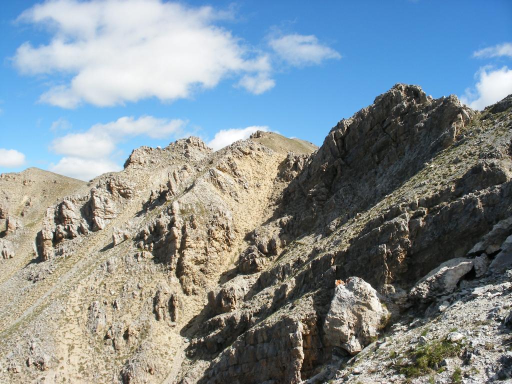 Autes (Monte) e Monte Nebius, Monte Savi da Neirassa, anello 2012-06-13