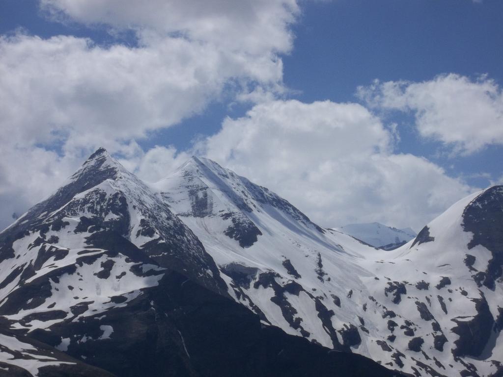 Fusherkarkopf (Nordwand) da Rif. Franz Josefs Haus 2012-06-16
