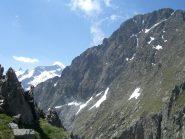parete nord della Ciamberline