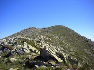 Monte Ciastella dal Colletto