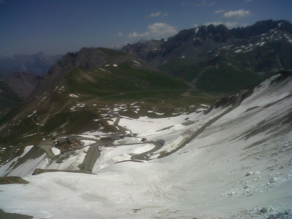 Galibier (Col du) da Saint Michel de Maurienne per il Col du Telegraphe 2012-06-17