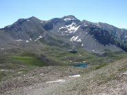 Lago Oserot e Monte Giordano