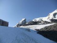 monte Turia e Pourri dal Gran Col