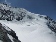 ghiacciaio superiore