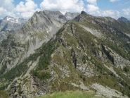 La Cresta W (Punta di Spluga)
