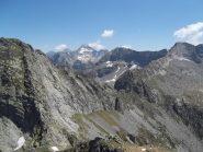 Cresta Valle Maggia-Verzasca: Sasso Bello-Pizzo delle Pecore- Cima di Broglio e Monte Zucchero