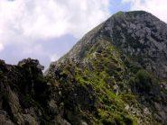 Cresta tra Straolgio e Stagno, vista da Nord