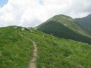 Verso Monte Arzola