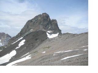 Il Pic du Pelvat...proseguendo per il Ciabrera