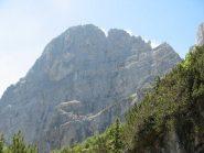 parete est Pizzocco