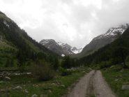 04 - parte alta della Val Clavalité