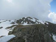 Monte del Prà, visto dalla Punta di Pian Tallorno