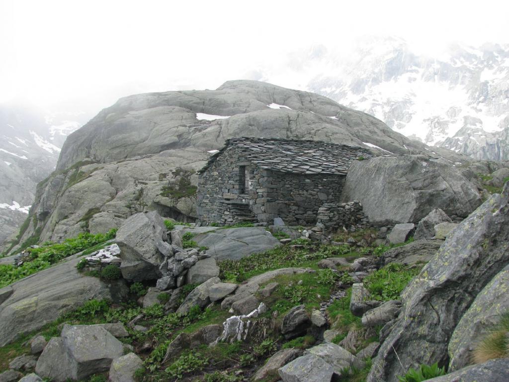 Baita all'Alpe Prà