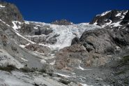 Lingua terminale del Glacier Blanc
