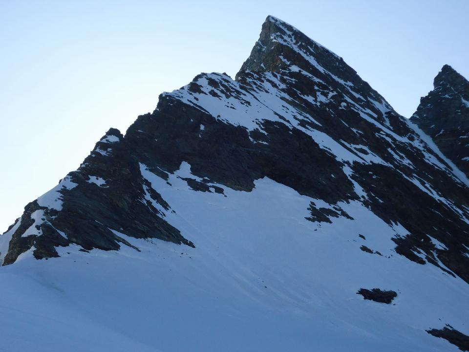 il Lauterbrunnen e tutta la cresta SO