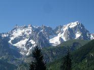 da Pre Saint-Didier, ultimo panorama su alcune dolci colline