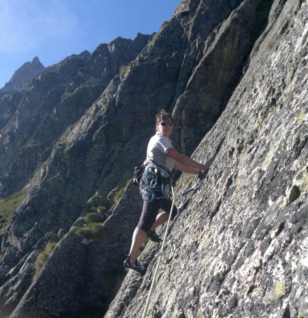 Pré de Bar (Contrafforti) La Nord dell'Eiger 2012-06-23
