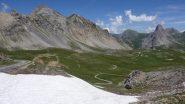 Vista sull'altopiano della Gardetta