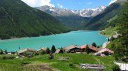 Vernago e lago di Vernago (22-6-2012)