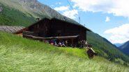 il Rifugio Tisa (22-6-2012)