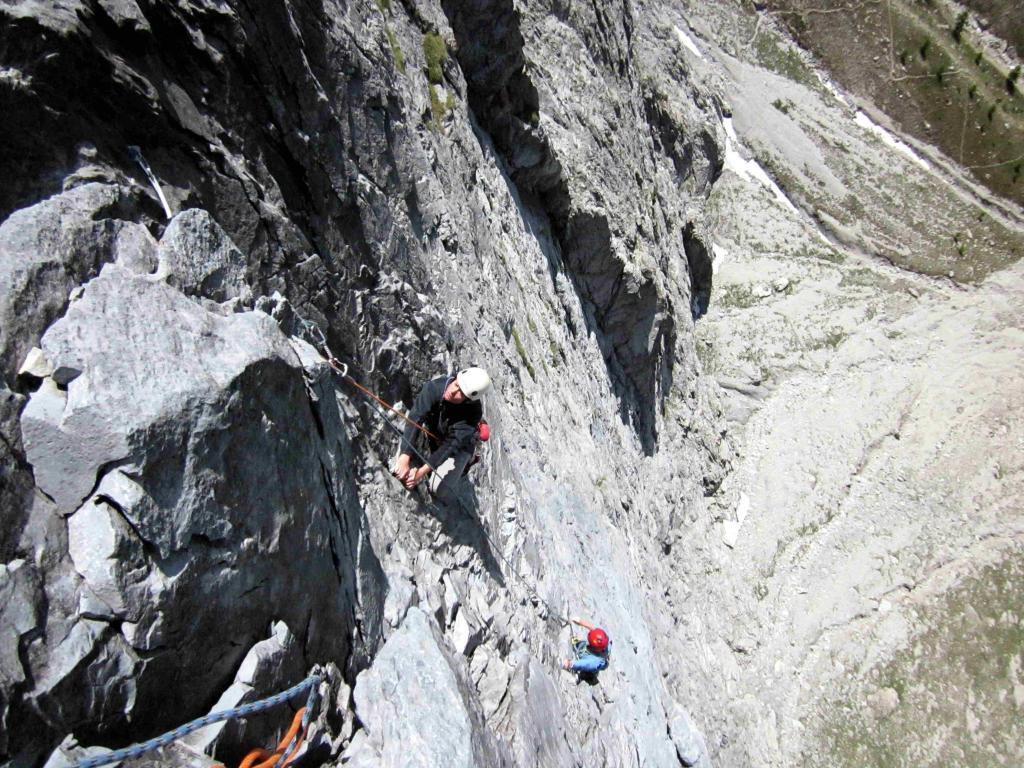 Furgon (Monte) Avventura Verticale 2012-06-24