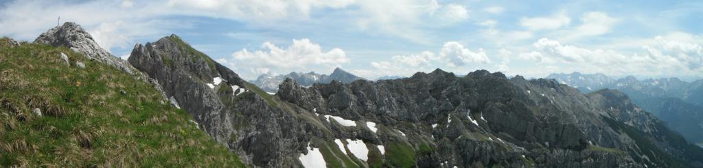 Gerberkreuz Südwestgrat 2012-06-24