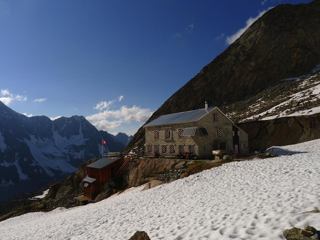 cabane Gran Mountet