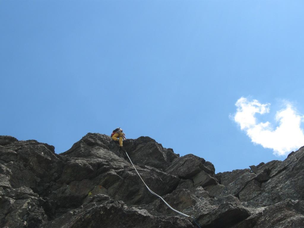 Spondascia (Avancorpo Monte) ViaFortApache 2012-06-26