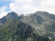 Panorama su Monfandì e Monte del Prà
