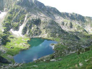 Terzo lago di Canaussa