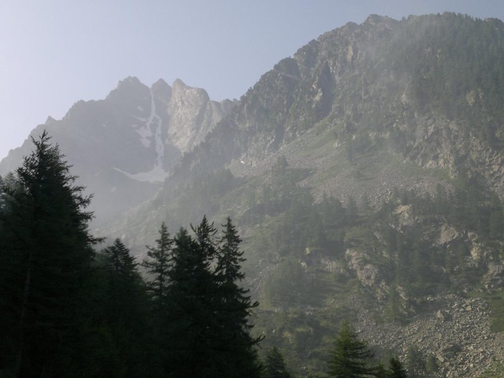 Morelli-Buzzi (Rifugio) da Terme di Valdieri 2012-06-29