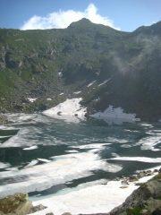 Lago Chardonet e Rocca Nera