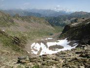 Il vallone Gorgia dei Laghi