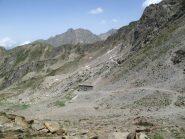 Passo Seboulé e casermetta