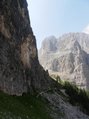 04 - lungo il percorso per il rif.Vicenza