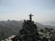 La cima del monte Albrage